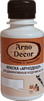 Краска для декоративных балок Arno Decor 100мл Сосна